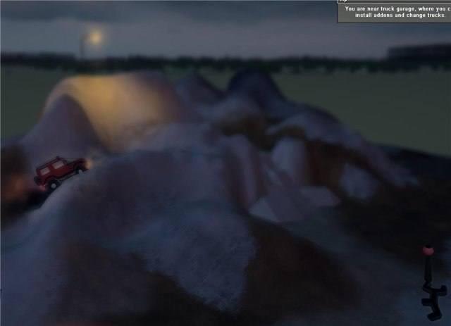Crawling beta map