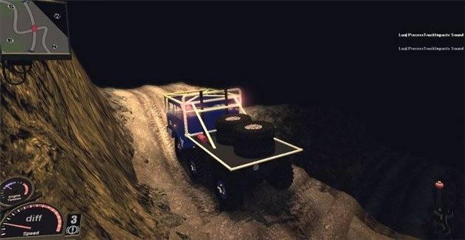 Татра 6X6 TRUCKTRIAL и Звуки двигателя