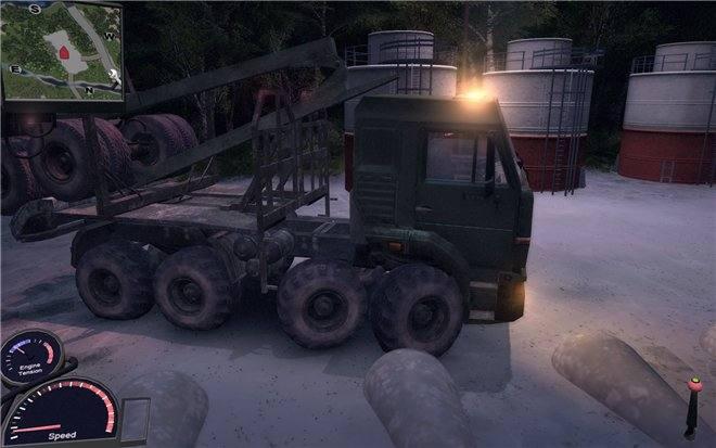 Камаз truck