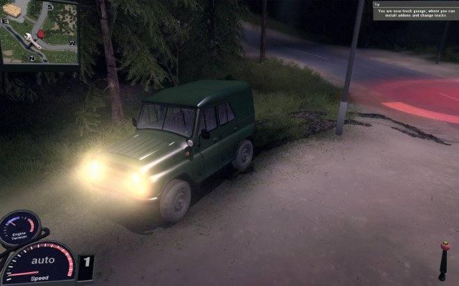 "УАЗ 469 ""Зелёный"""