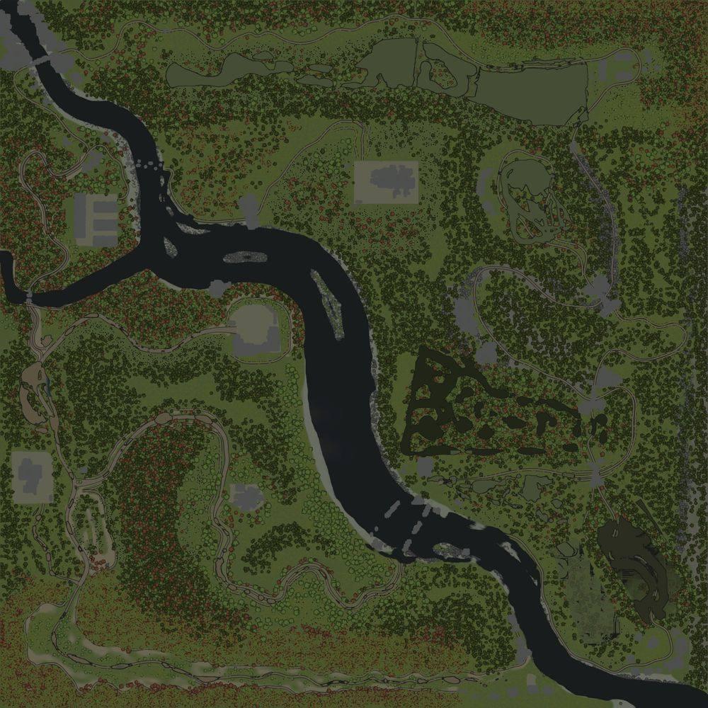 Карта «Чёрновка»