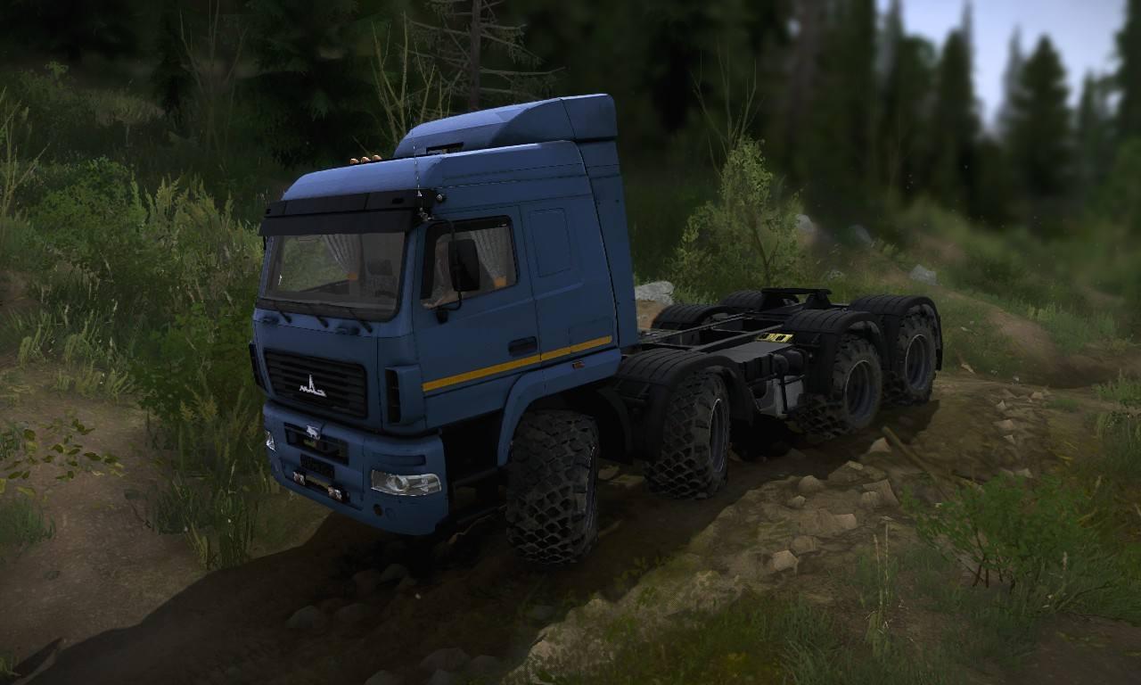 МАЗ 6516B9 8X8