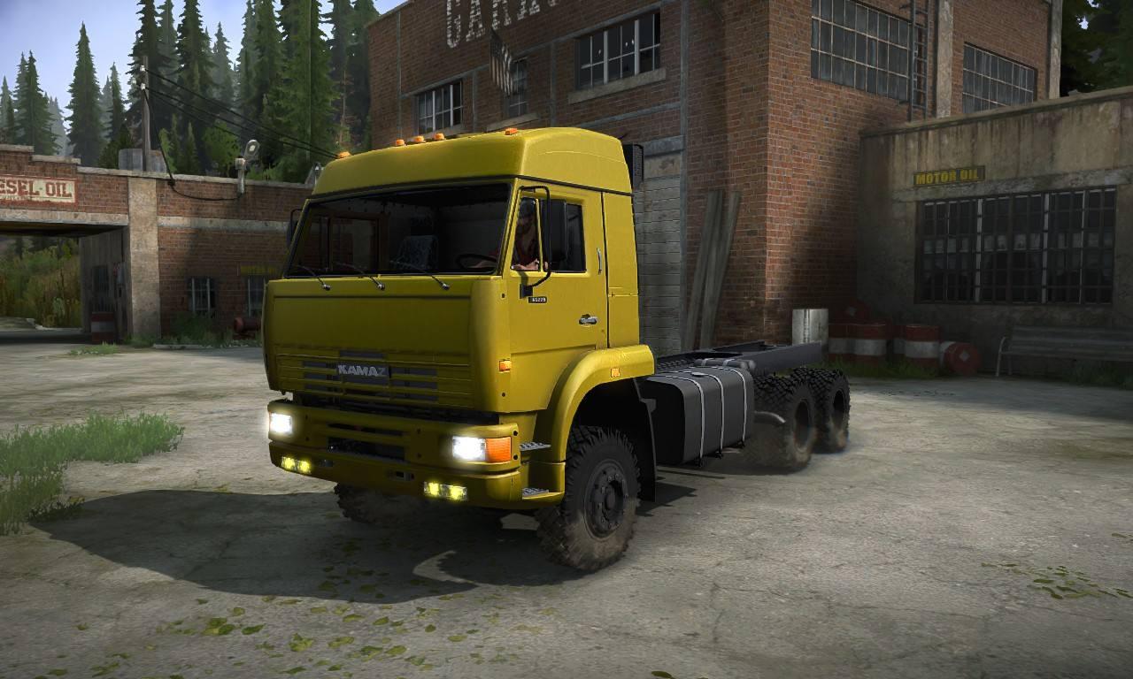 KAMAZ 65225