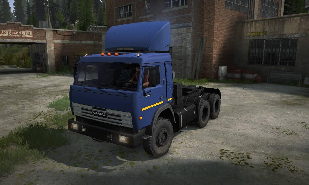 КамАЗ-54115