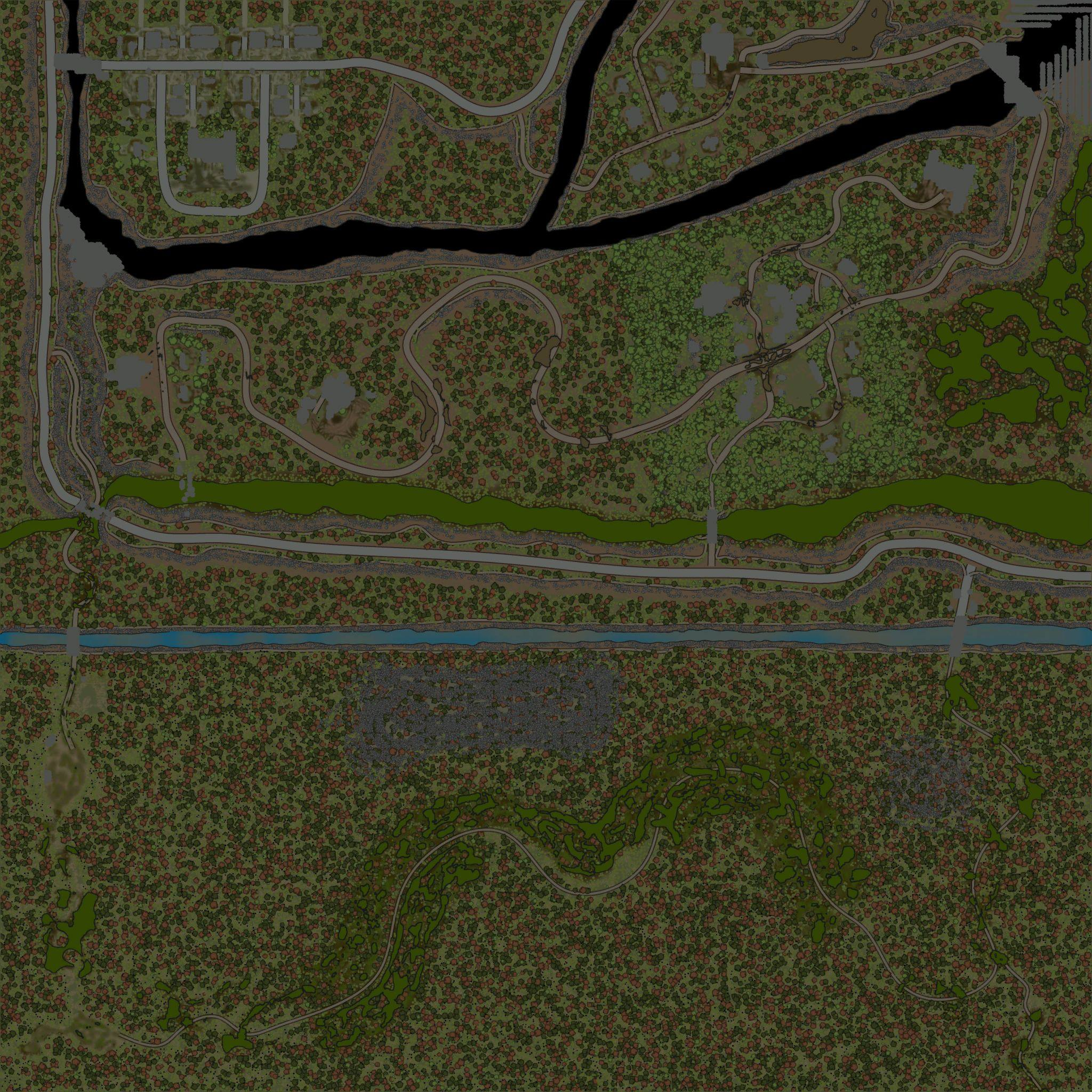 Карта «Maps Level 88 / Skidding №1»