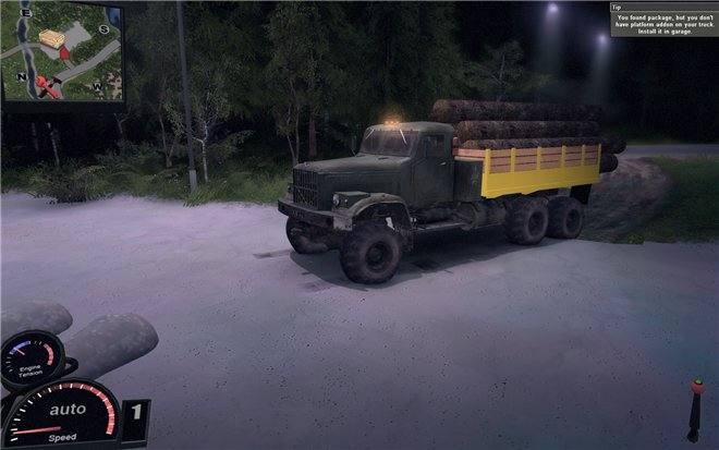 Аддоны для грузовиков пак-2