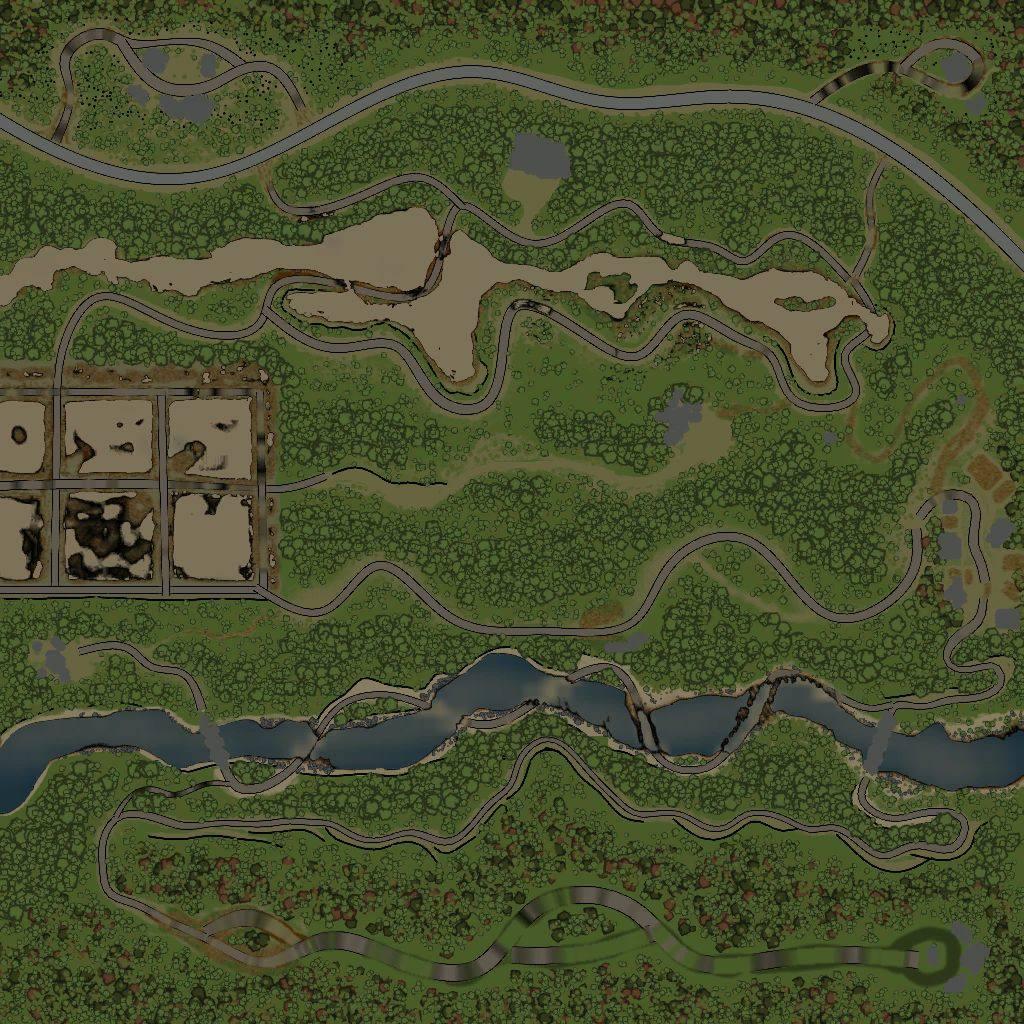 Карта «27 Километр»