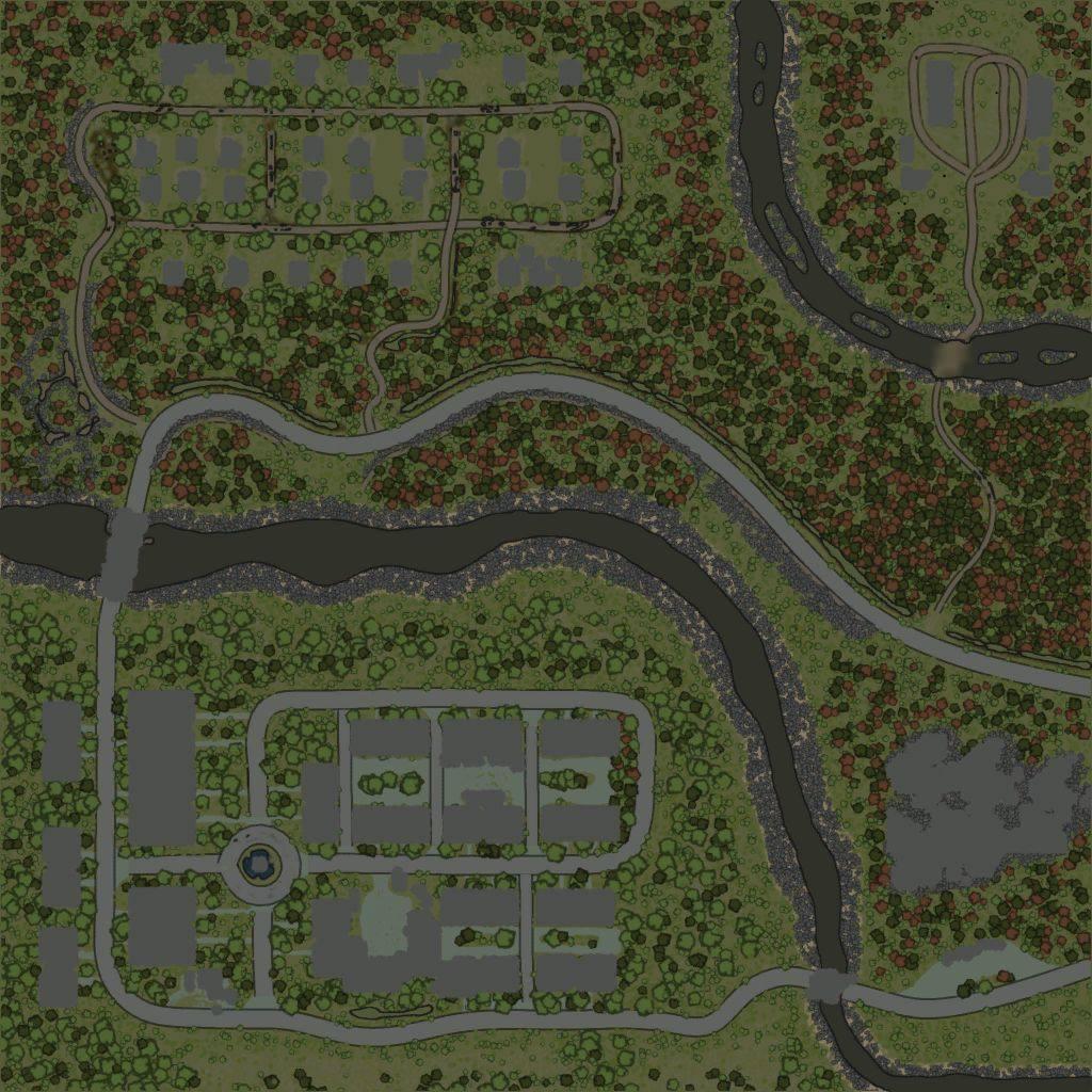 Карта «Level 65»