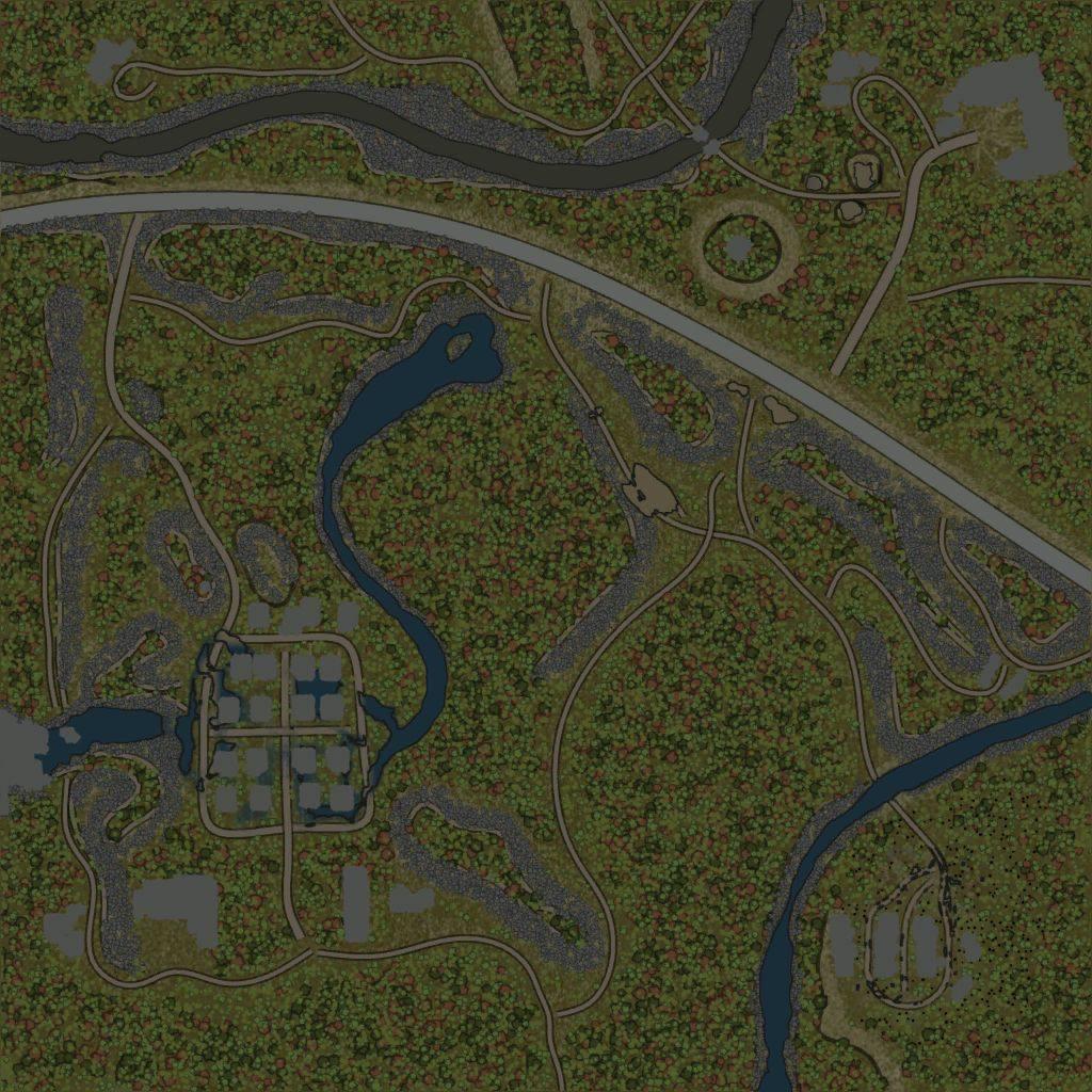 Карта «Level 67»