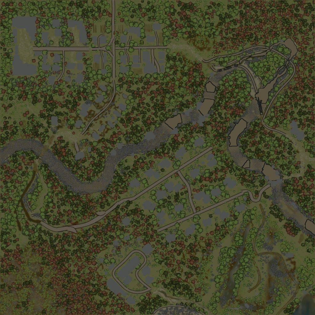 Карта «Level 72»