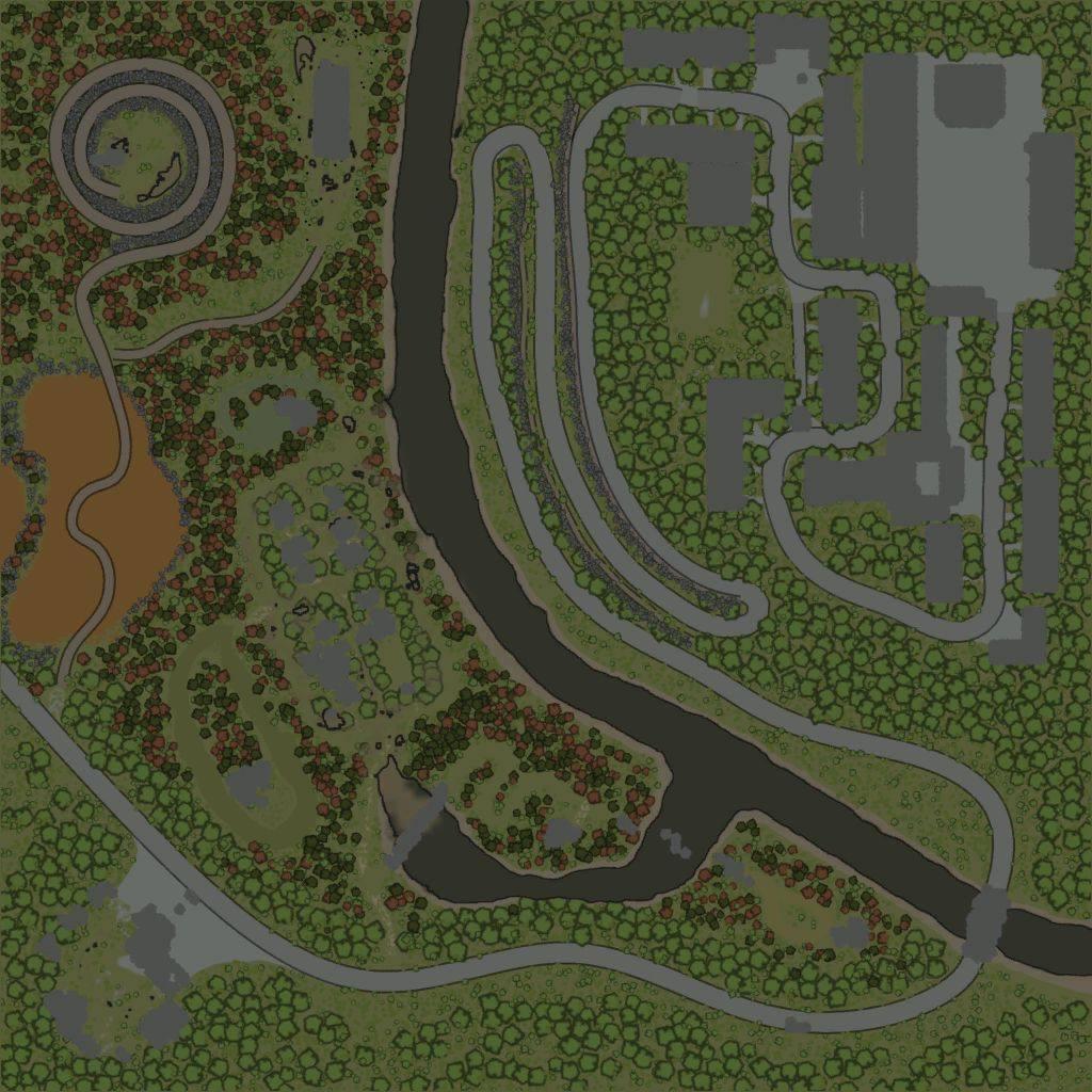 Карта «Level 73»