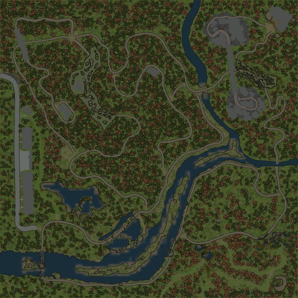 Карта «Maps Level 77»