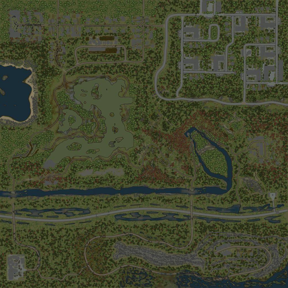 Карта «Maps Level_85 / 32x32»