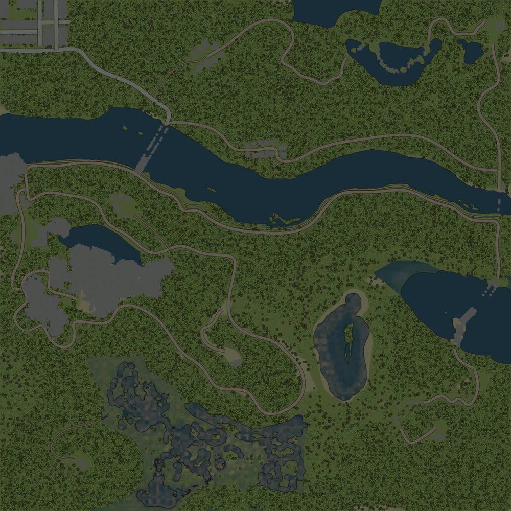 Карта «Сложный путь»