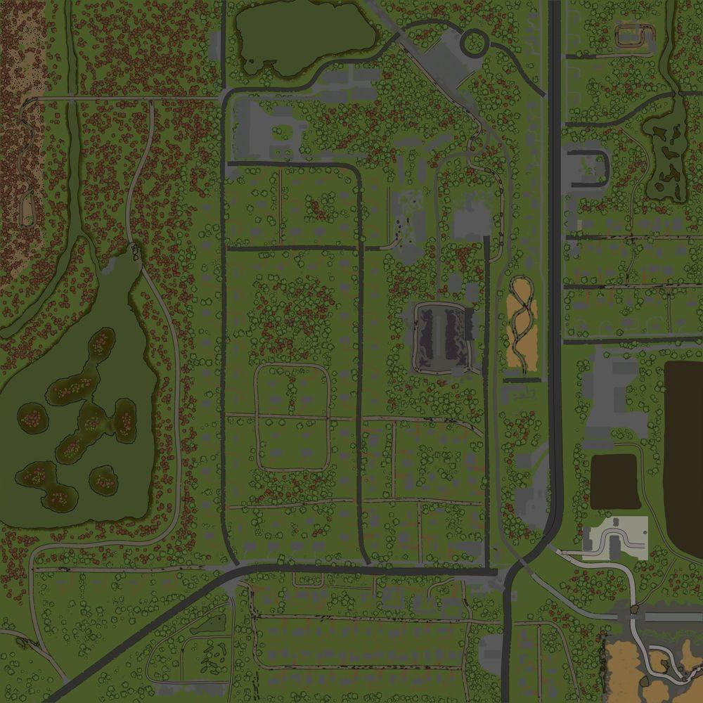 Карта «Maps пгт Анна»