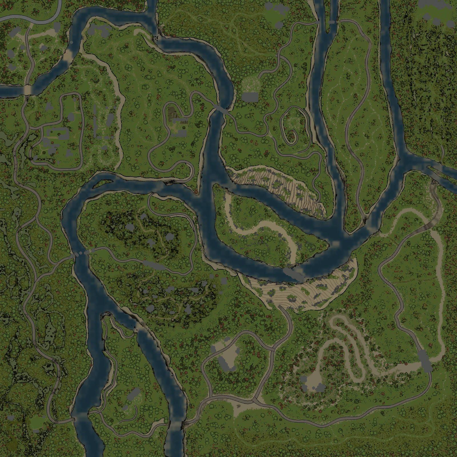 Карта «RWD»