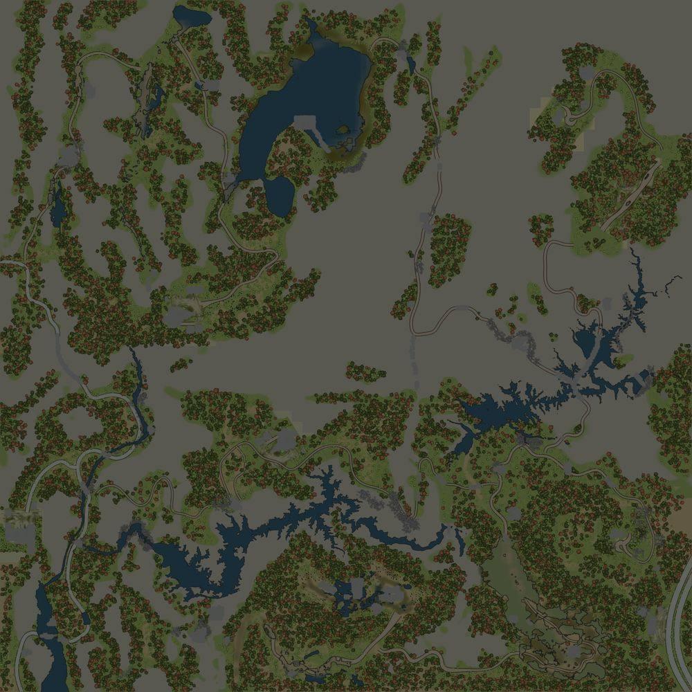 Карта «SVE23: район землетрясений»