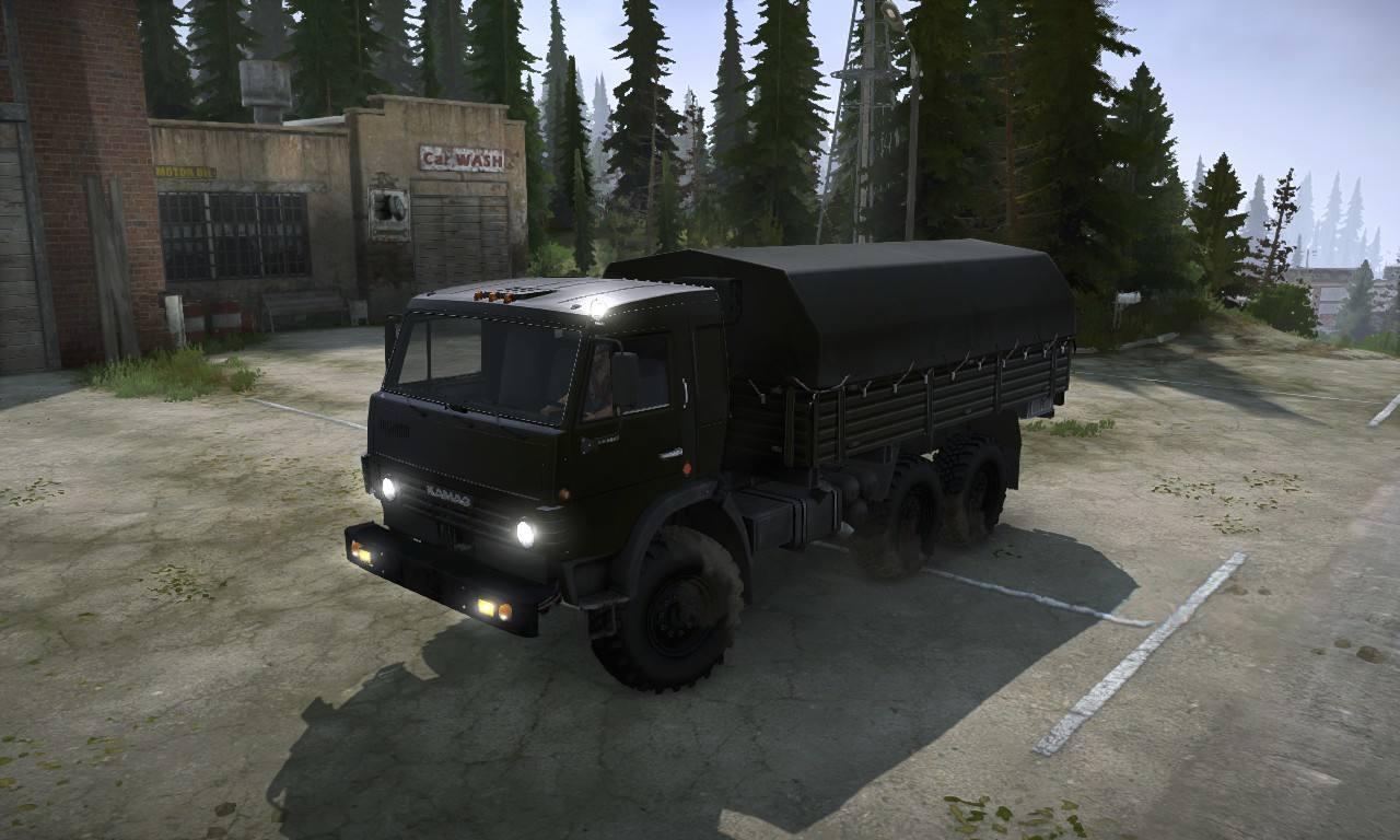 КамАЗ-43110