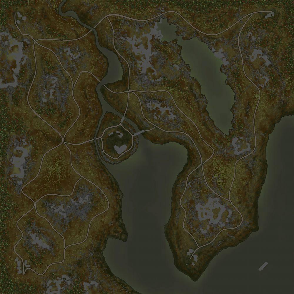 Карта «Новая Земля»
