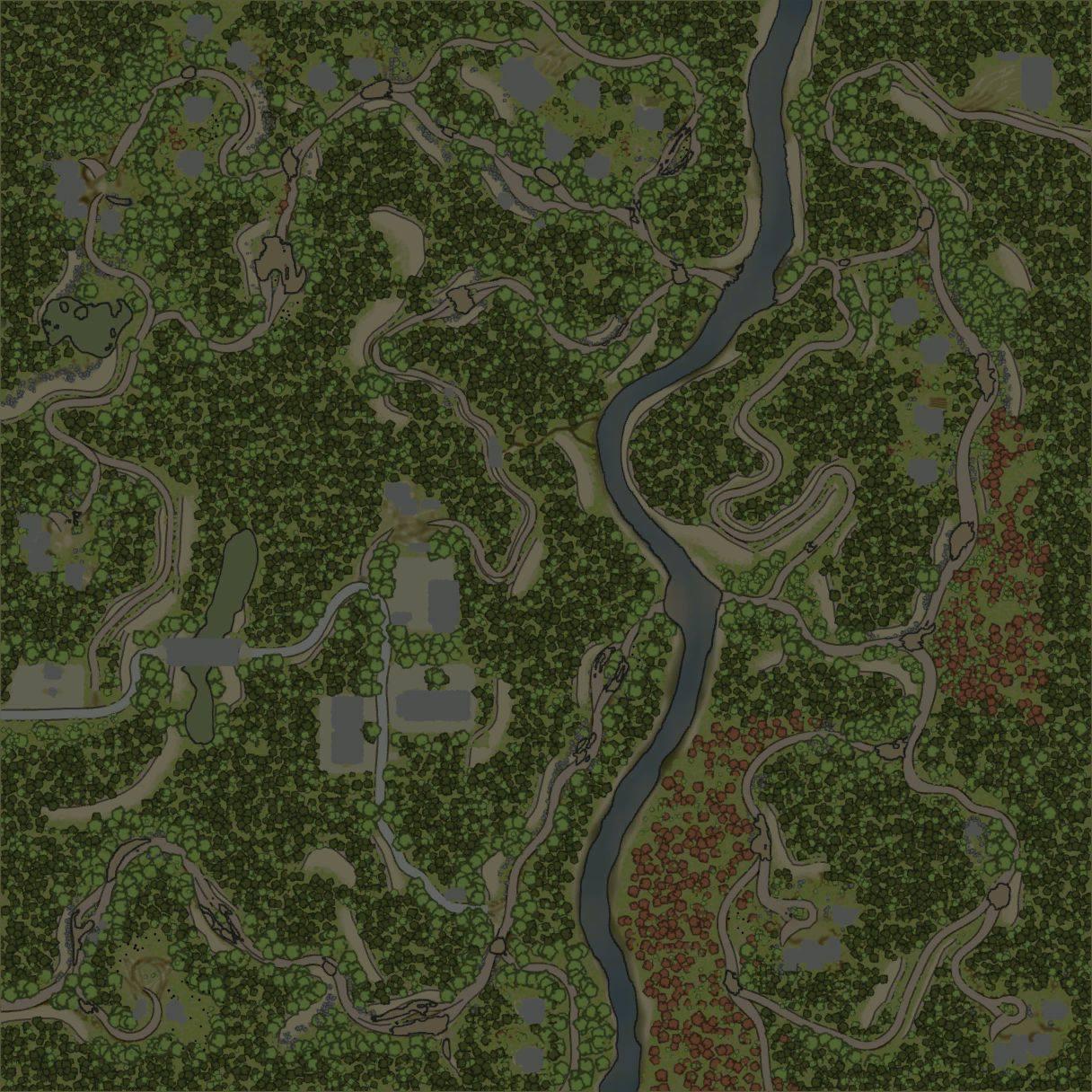 Карта «Делать было нечего 2»