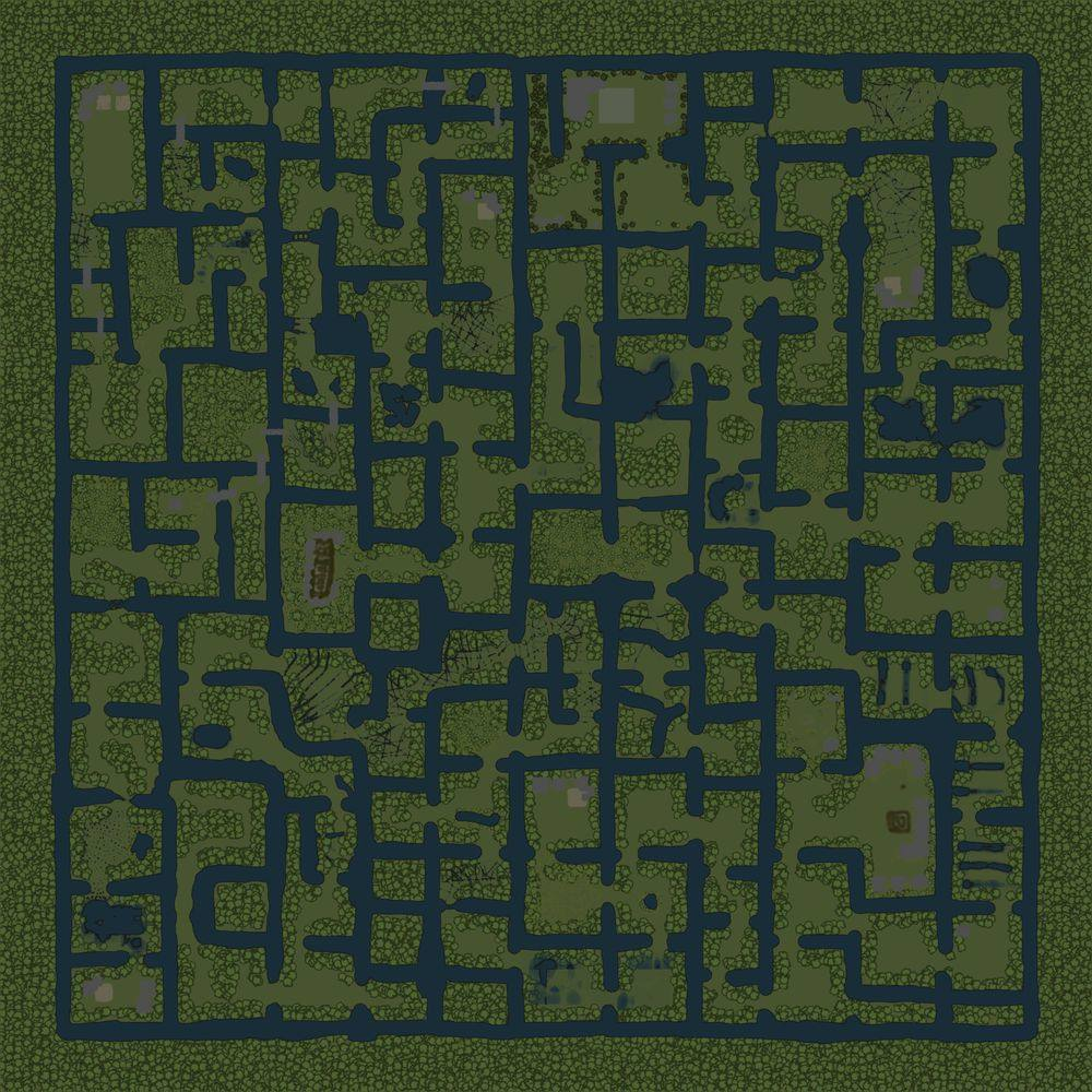 Карта «Клетка»