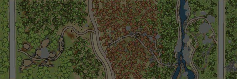 Карта «Короткий путь»