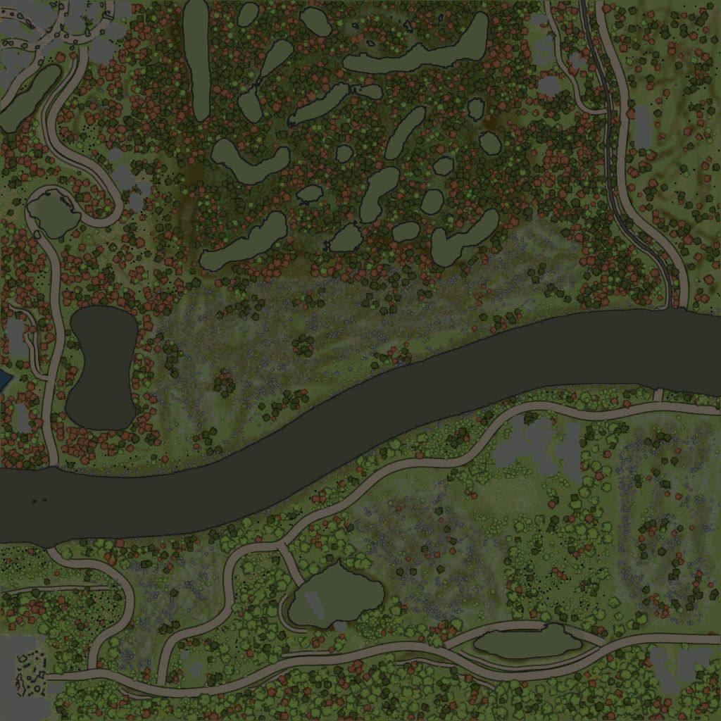 Карта «Лесоруб Семёныч»