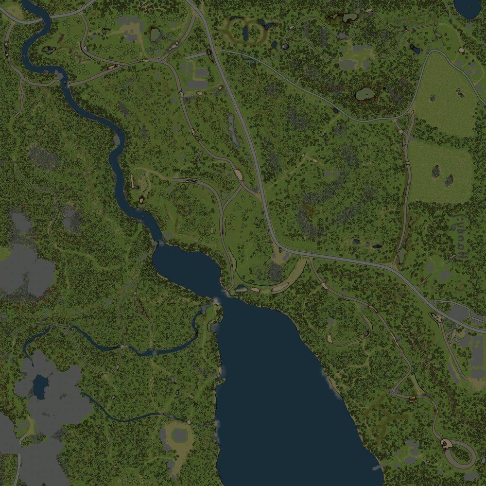 Карта «На губе»
