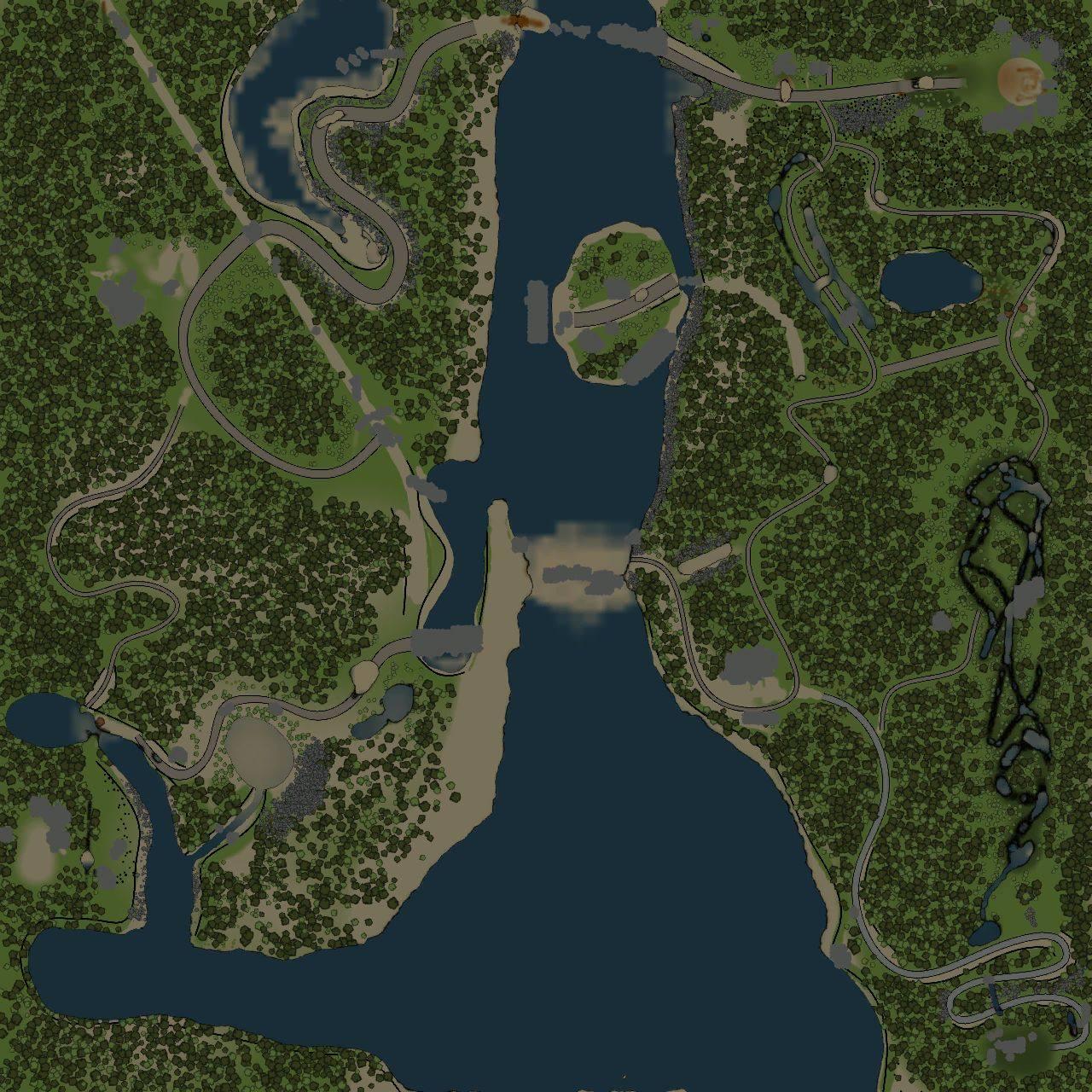 Карта «Очень просто»