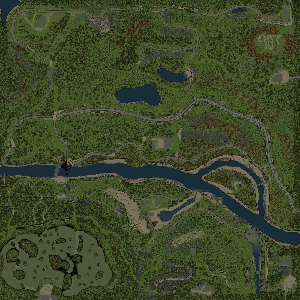 Карта «Очень просто 2»