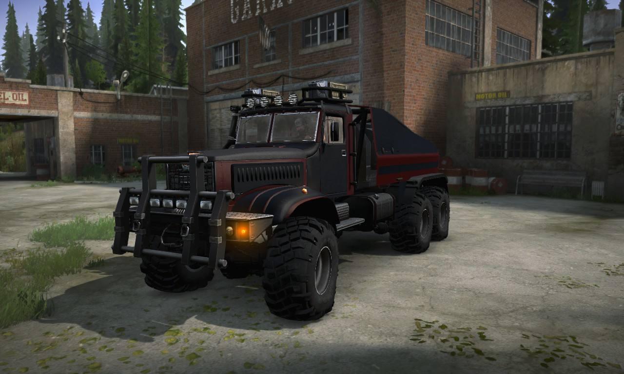 KRAZ 255F
