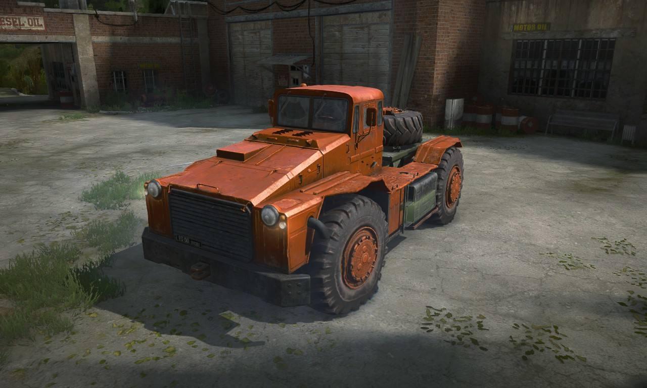 Текстуры для  МАЗ-538