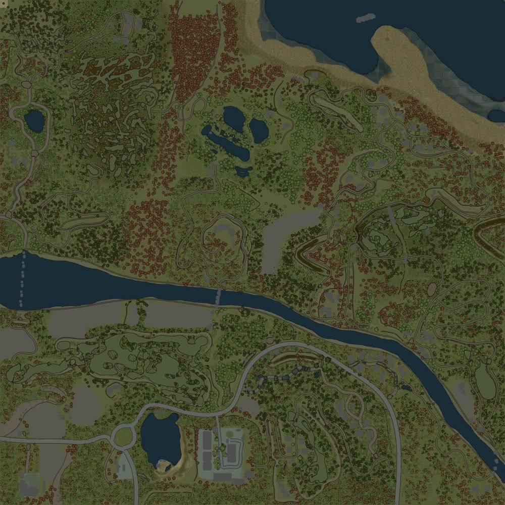 Карта «Ульяновка»
