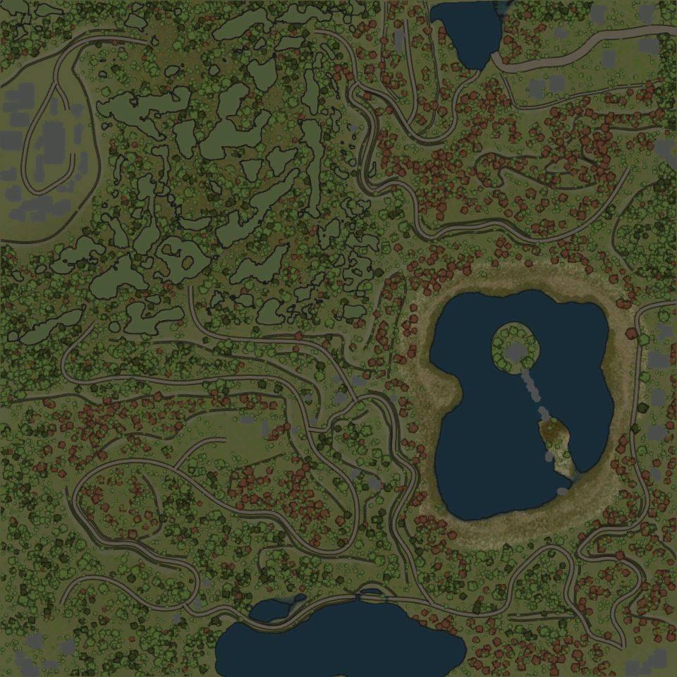 Карта «Житомирская»