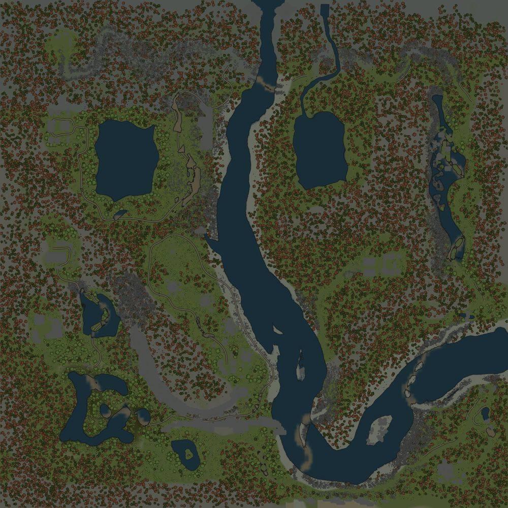 Карта «Стремительный поток»