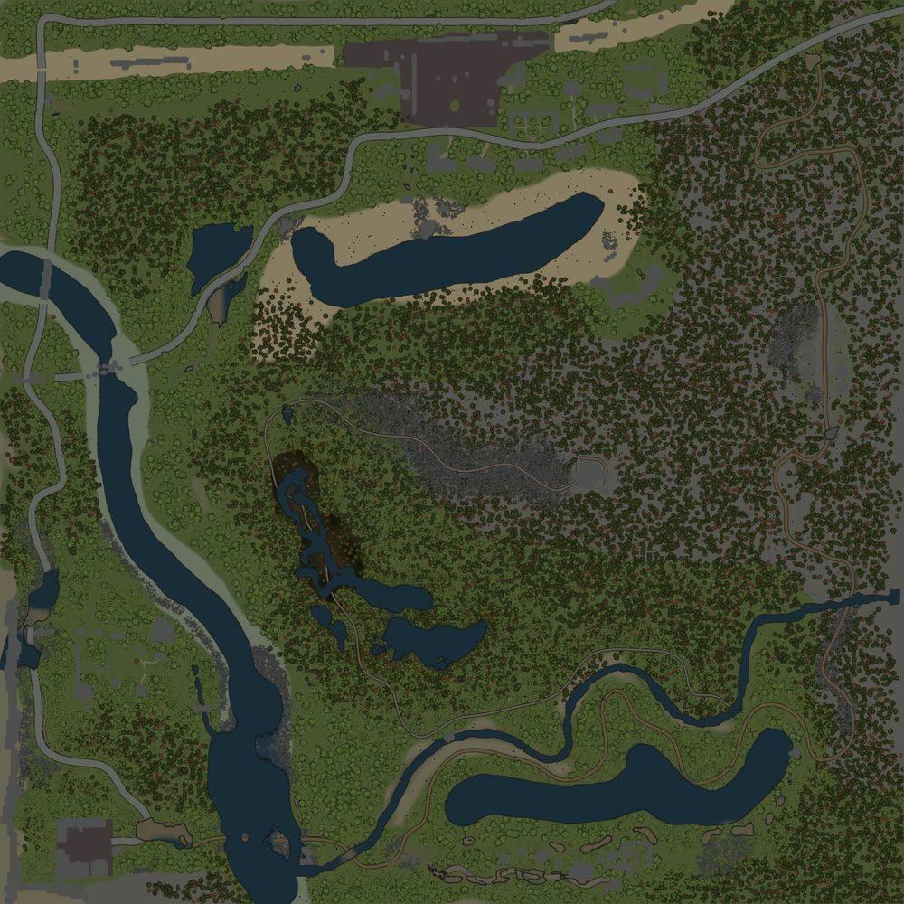 Карта «Страшное дело»