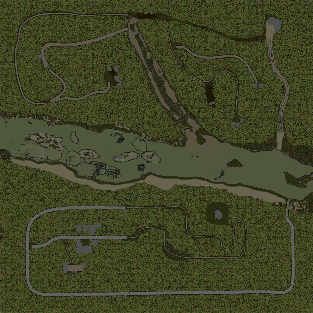 Карта «А на Том Берегу»