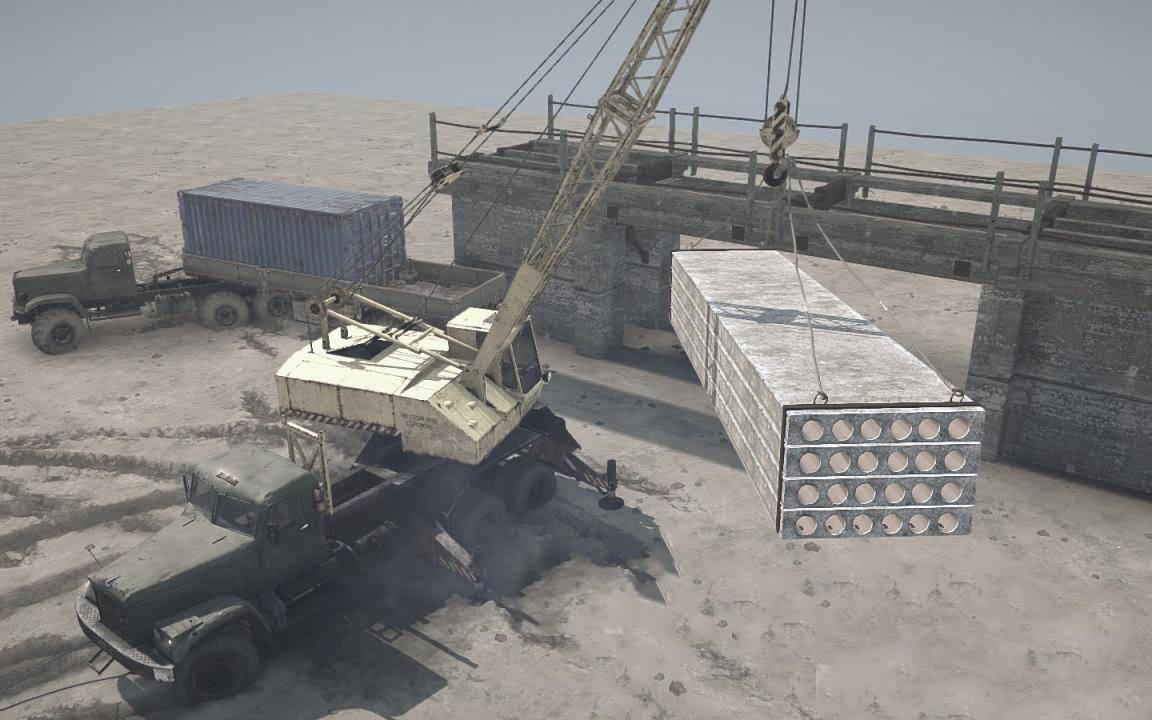Мост, который надо строить (для картоделов)