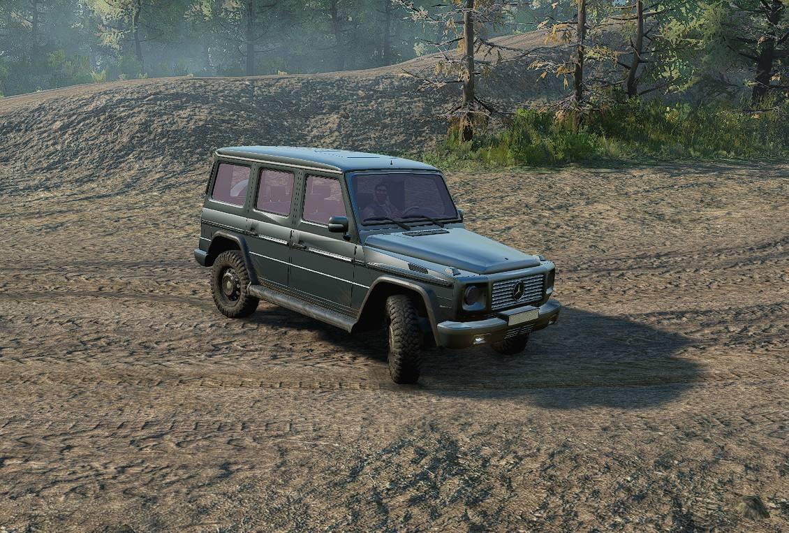 Gelik (Mercedes-Benz G-сlasse)