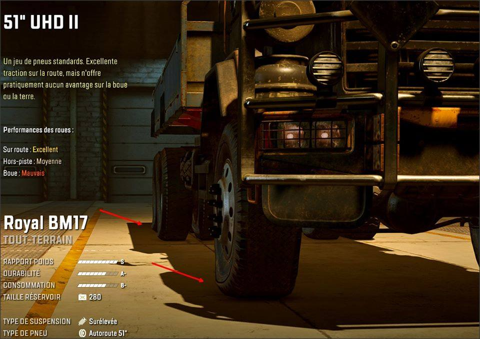 Realistic tire pressures for vehicles and trailers