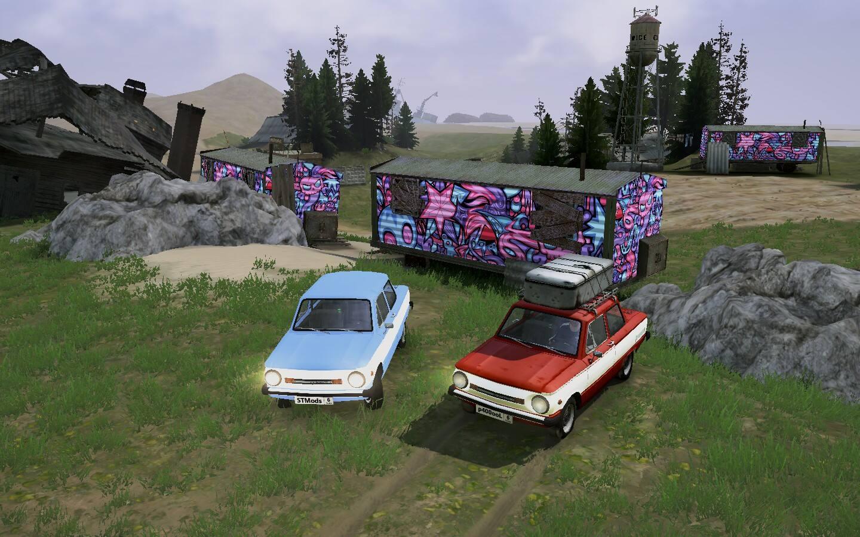 ЗАЗ-968м (сток)