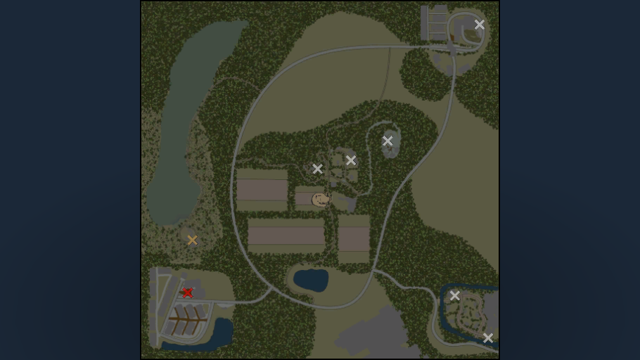 Карта «На 2 хутора» версия 1.7